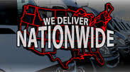 We Deliver Nationwide