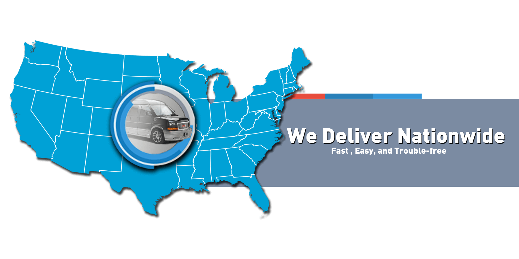 Van Delivery Nationwide